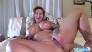 CamSoda – Ryan Conner Big Tits MILF Masturbation Orgasm Anal Play