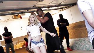 Lily Rader Interracial Gangbang – Cuckold Sessions